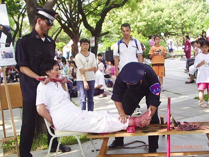 The People Of Southern Taiwan Deeply Moved By The Live