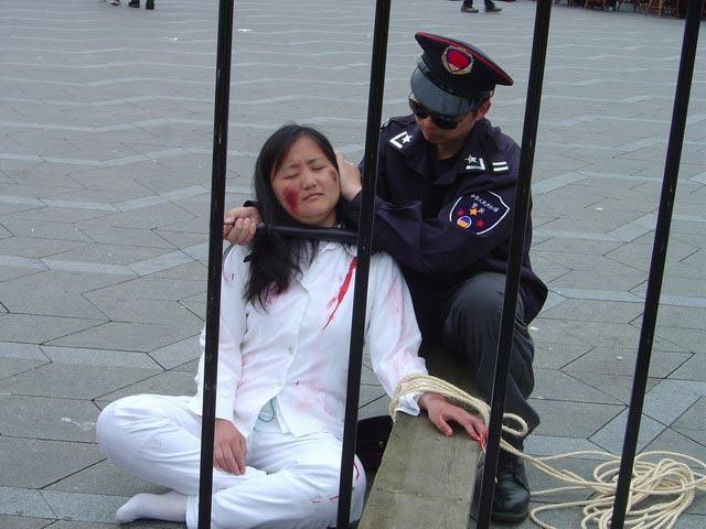 torture victims Women