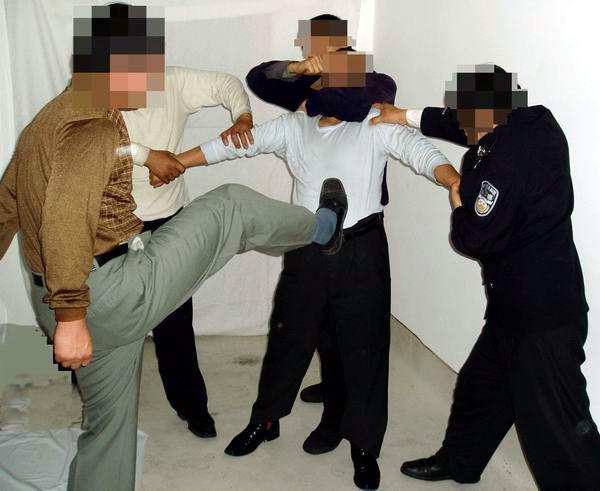 Mr Liu Peng And Mr Guo Jingfu Brutally Tortured In