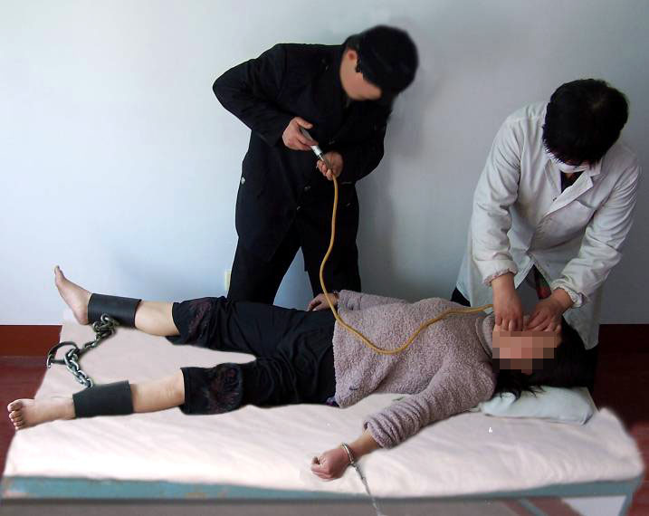 Zhai Jinping, a Physician in Shandong Province, Persecuted
