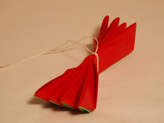 Origami ile Lotus Çiçeği