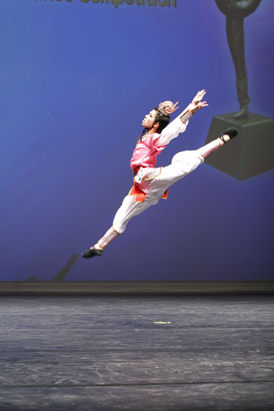essay about dance preliminary