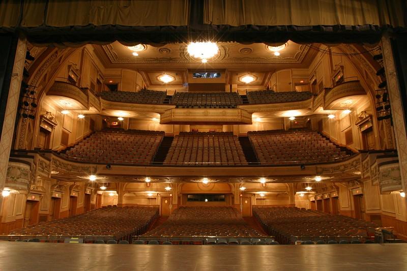 2011 10 16 Merriam Theatre Philadelphia Pa