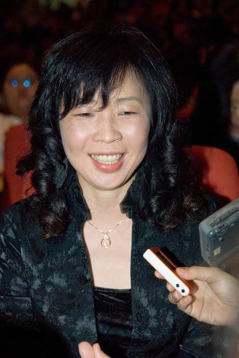 CaiShuyuan, directrice de l'orchestre symphonique de la