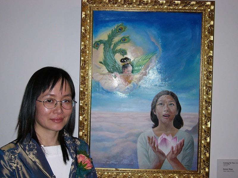 Uncompromising Courage Art Exhibition Welcomed in Easton