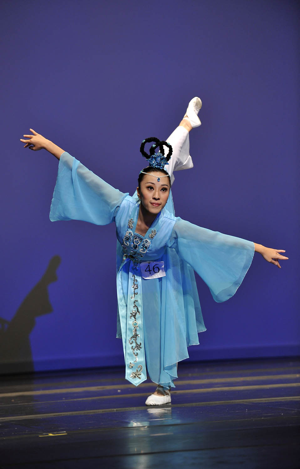 Chinese Dance Competit...