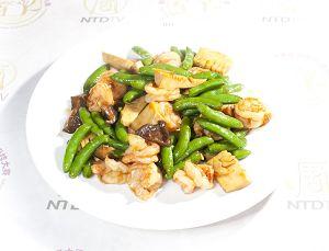 """第三届""""全世界中国菜厨技大赛""""决赛作品"""