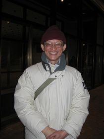 中国基督徒民主党发言人陆东先生