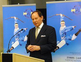 欧洲议会副主席爱德