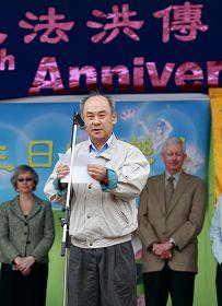 北韩人权协会主席李京