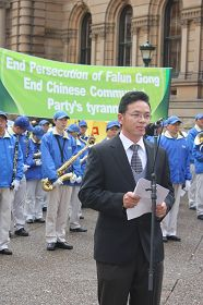 前中国外交官陈用林