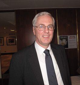 苏格兰基督党领袖唐纳德•拜尔德医生