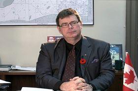 加拿大国会法轮功之友主席、国会议员布兰特•瑞诗吉博(Brent