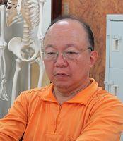高雄医学大学解剖科萧廷鑫教授呼吁大家共同谴责中共活摘器官暴行。