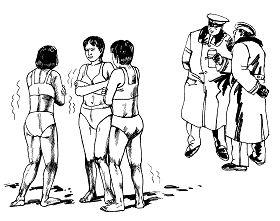 Ilustrasi Penyiksaan 26: Di Bawah Cuaca yang Ekstrim