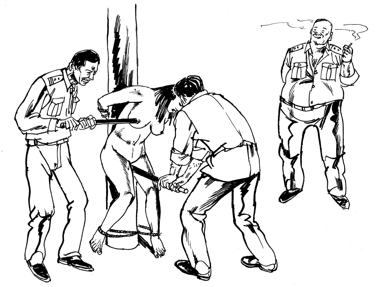 Пытки в тюрьме над женщинами порно 8 фотография