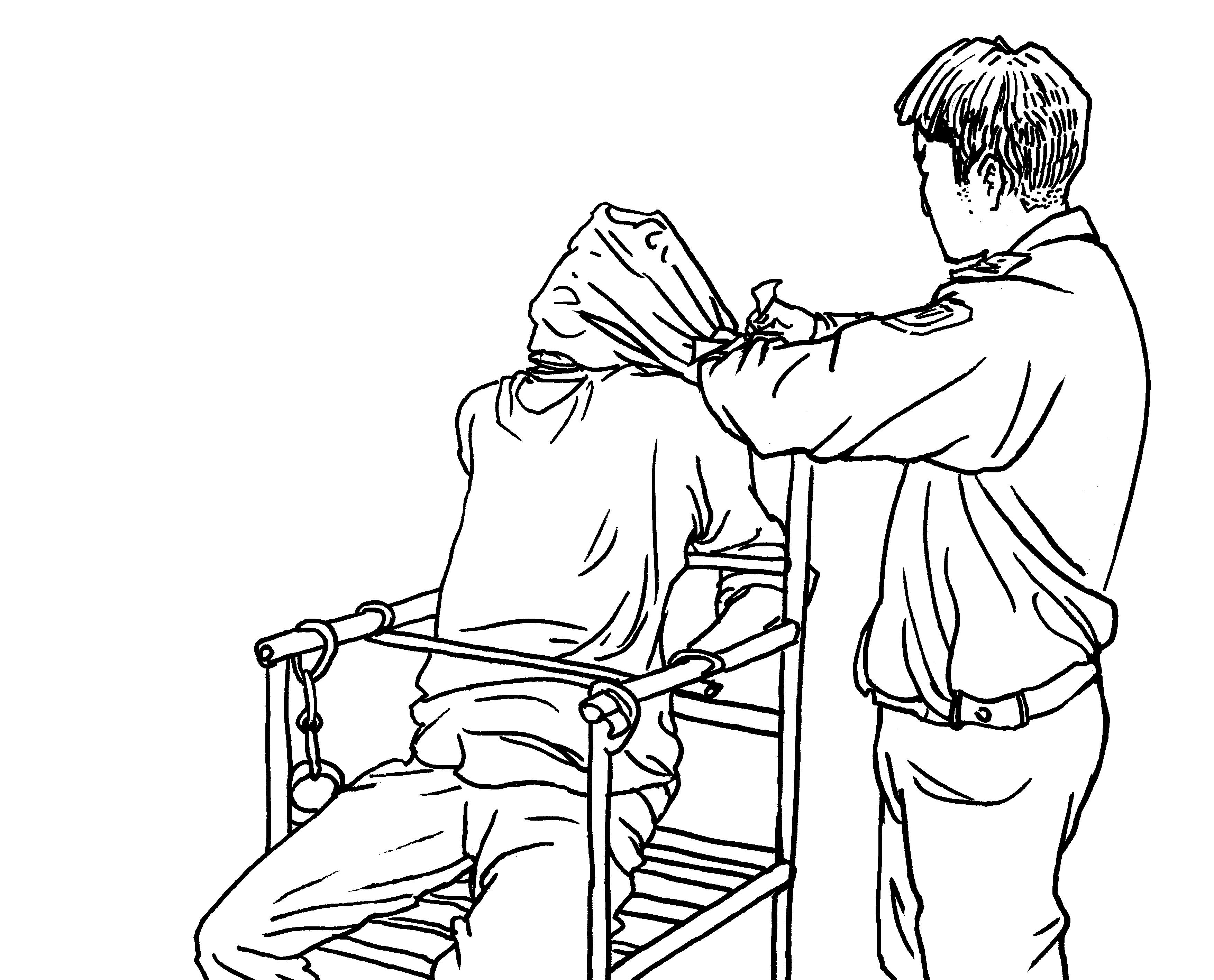 Электрическая пытка женщины 12 фотография