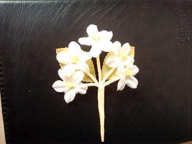 '手工绢花'