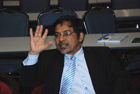 吉隆坡中央医院肾脏部高级顾问暨主任拿督卡沙里医生