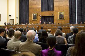 """美国国会众议院外交委员会在国会山举行""""调查中国的威胁,第二部份:侵犯人权、酷刑、失踪""""听证会"""