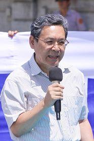 前总统李登辉民主协会秘书长彭百显