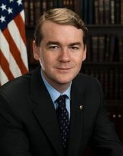 科罗拉多州的联邦参议员麦克•拜尼特