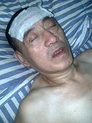 被迫害致死的李洪奎