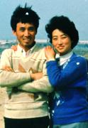 李德成夫妻(以前照片)