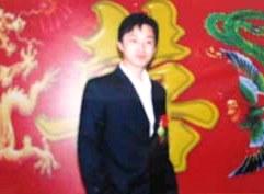 大儿子李广结婚照片