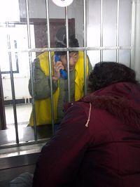 '胶州市法轮功学员李玉臻已被胶州市看守所非法关押两年多。'