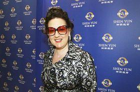 世界著名意大利裔歌剧女高音克里斯蒂娜﹒方塔奈丽(Cristina