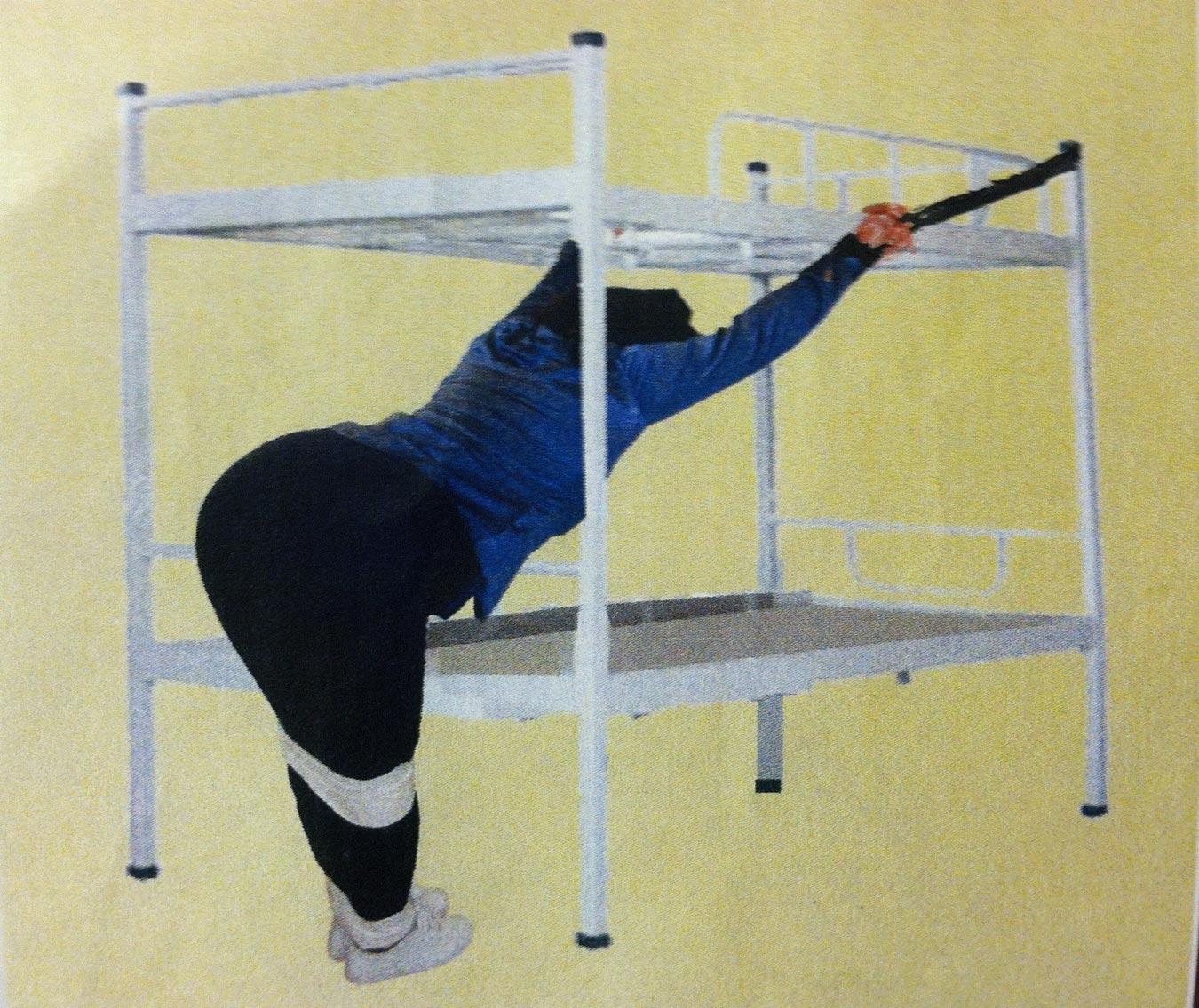 Пытка женщины током 21 фотография