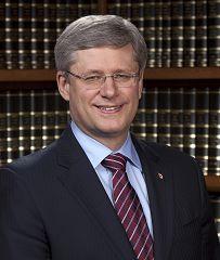 加拿大总理斯蒂芬•哈珀