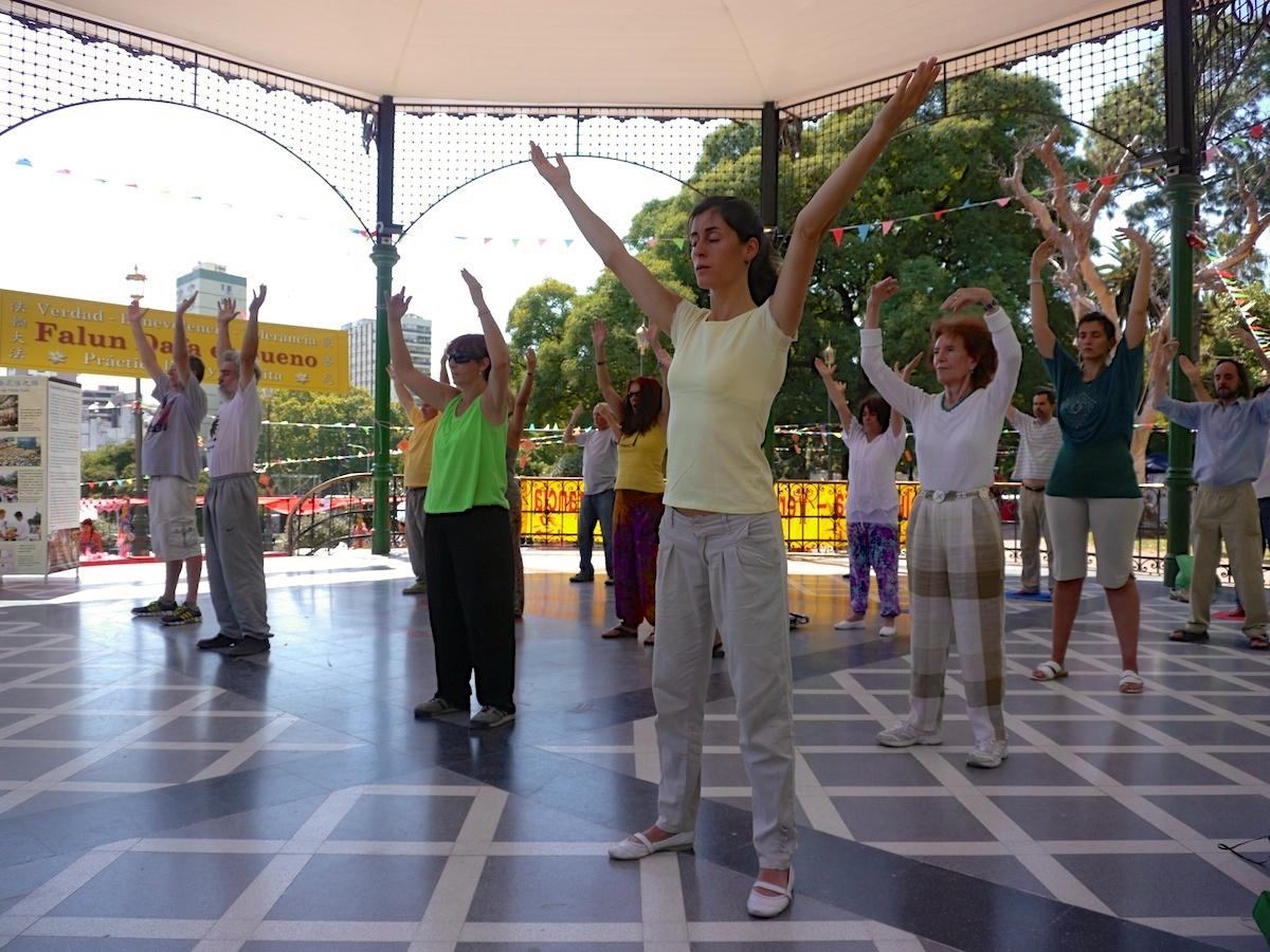 Falun Dafa Argentina
