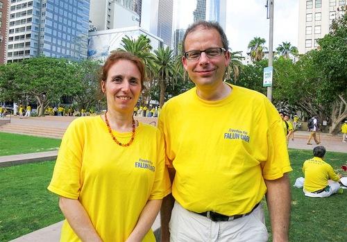 Nina dan Alex dari Jerman