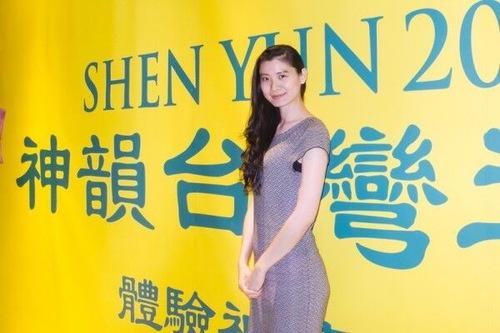 Tsai Bingru, direktur eksekutif di sebuah perusahaan desain