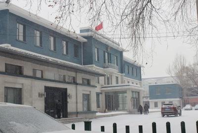 Pusat Tahanan No. 2 Harbin, tempat di mana Zhang Haixia ditahan