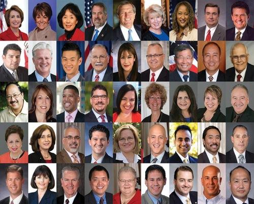 Shen Yun menerima surat ucapan selamat datang dari 46 pejabat terpilih di Kalifornia, termasuk lima anggota kongres, sepuluh perwakilan negara bagian dan senator, serta 31 pejabat kota