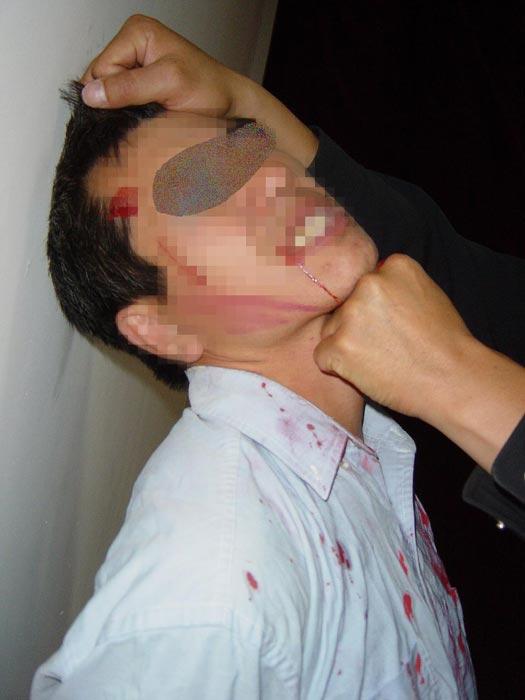 Sześciu praktykujących brutalnie pobitych za protest w więzieniu Daqing