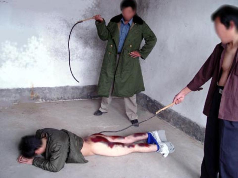 девушку связали и избили до крови