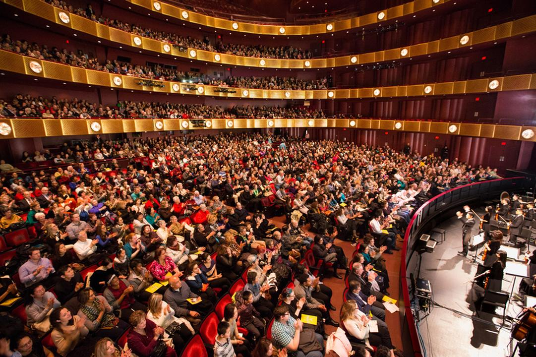 Lincoln Center Tour Review