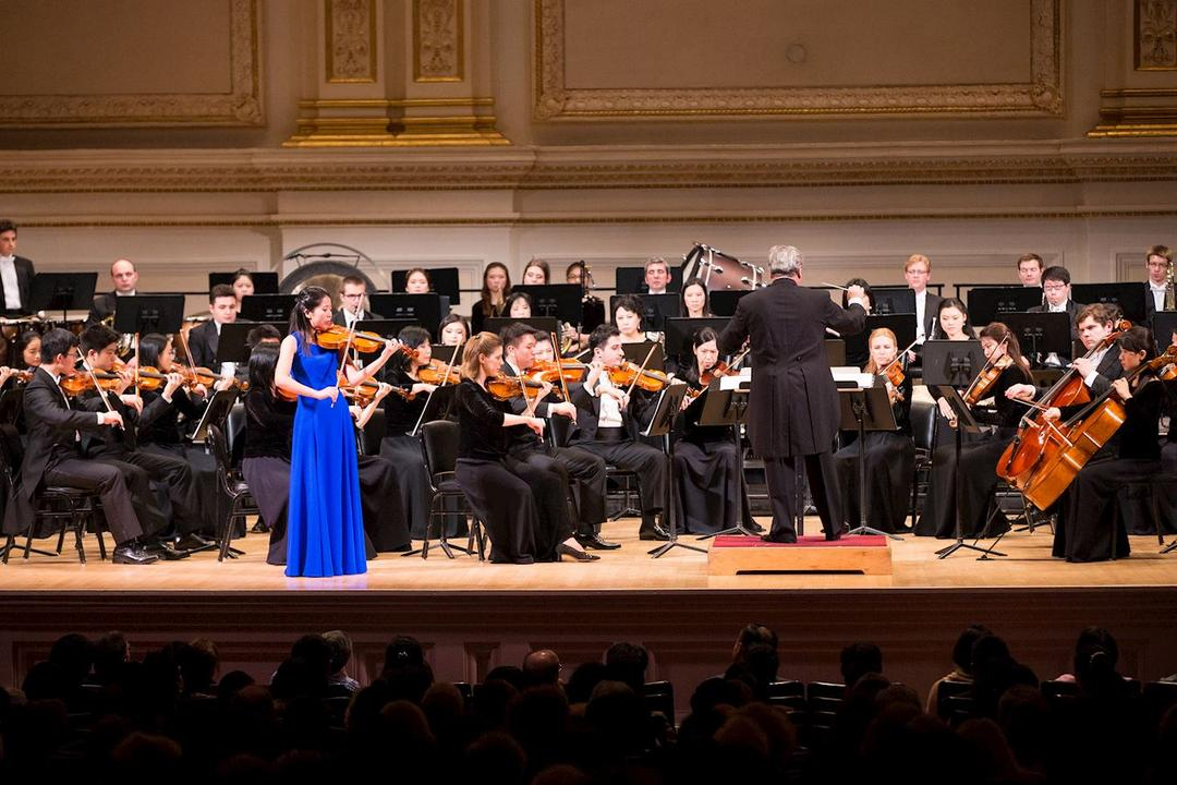 Shen Yun Symphony Orchestra Begins North America Tour At