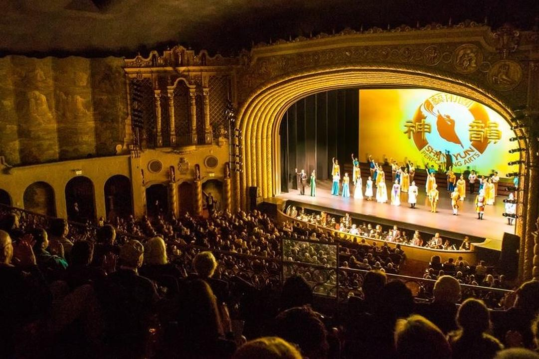 Shen Yun 2018 at Orpheum Theatre Phoenix