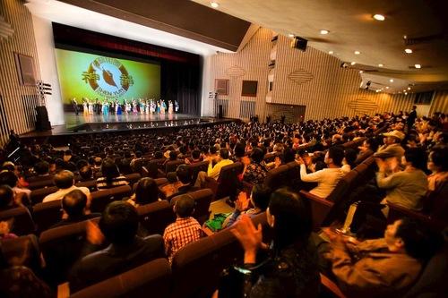 Keelung, Taiwan: Shen Yun Concludes 2017 Asia Tour