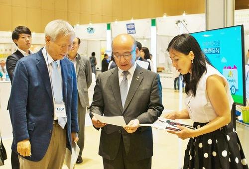 Mantan menteri Kesehatan dan Kesejahteraan, Mun Hyung Pyo, terkejut setelah mengetahui kekejaman pengambilan organ di Tiongkok