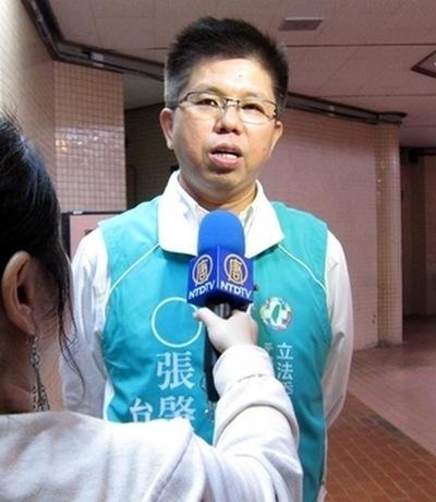 Chang Chao-liang, Anggota Dewan Kota Taoyuan - Tuntutan Hukum terhadap Jiang Zemin