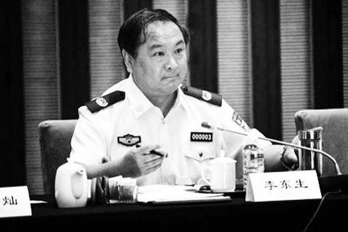 Li Dongsheng, mantan wakil menteri di Kementerian Keamanan Publik dan direktur Kantor 610, ditahan.
