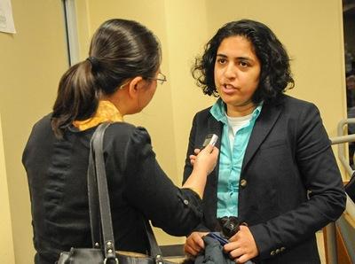 Anam Kazim, anggota dewan Alberta - komentar tentang pengambilan organ paksa