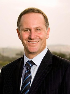 John Key, Perdana Menteri Selandia Baru