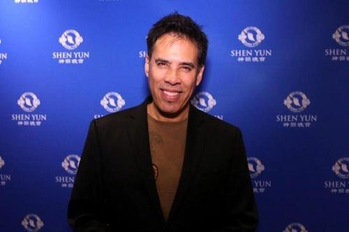 Freddie Ravel, komposer nominasi Grammy, di Terrace Theater di Long Beach, CA pada 20 Maret